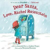 Dear Santa, Love, Rachel Rosenstein (Hardback)