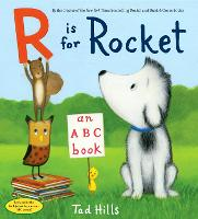 R is for Rocket: An ABC Book (Hardback)