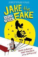 Jake the Fake Keeps it Real - Jake the Fake 1 (Hardback)