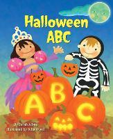 Halloween ABC (Board book)