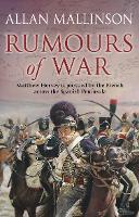 Rumours Of War: (The Matthew Hervey Adventures: 6) - Matthew Hervey (Paperback)