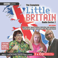"""Little Britain"" - The Complete Radio: Series 2"