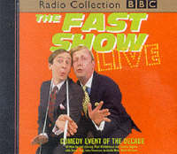 The Fast Show Live - BBC Radio Collection (CD-Audio)
