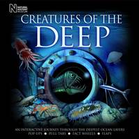 Creatures of the Deep: An Interactive Journey Through the Deepest Ocean Layers
