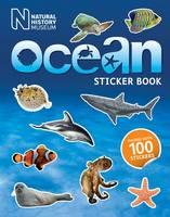 Natural History Museum Ocean Sticker Book (Paperback)