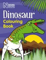 Dinosaur Colouring Book (Paperback)