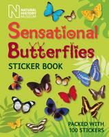 Sensational Butterflies Sticker Book (Paperback)