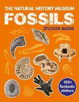 Fossils Sticker Book (Paperback)