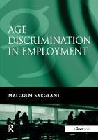 Age Discrimination in Employment (Hardback)