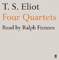 Four Quartets: read by Ralph Fiennes (CD-Audio)