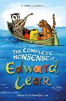 The Complete Nonsense of Edward Lear - Faber Children's Classics (Paperback)