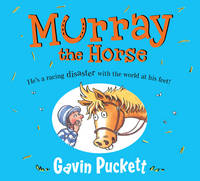 Murray the Horse (Paperback)