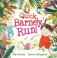 Quick, Barney . . . RUN! - A Ruby Roo Story (Paperback)