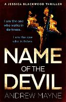 Name of the Devil: (Jessica Blackwood 2) - Jessica Blackwood (Paperback)