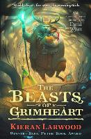 The Beasts of Grimheart - The Five Realms (Paperback)