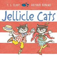 Jellicle Cats - Old Possum's Cats (Paperback)