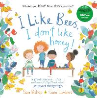 I like Bees, I don't like Honey! (Paperback)