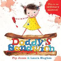 Daddy's Sandwich - A Ruby Roo Story (Board book)