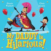 My Daddy is Hilarious (Paperback)