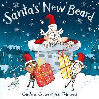 Santa's New Beard (Paperback)