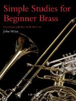 Simple Studies For Beginner Brass (Paperback)