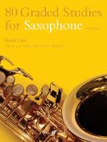 80 Graded Studies for Saxophone Book One - Graded Studies (Paperback)