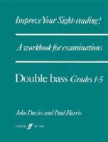 D Bass: Grades 1-5 - Improve Your Sight-Reading! (Paperback)