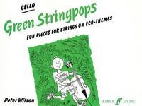 Green Stringpops (Cello) - Stringpops (Paperback)