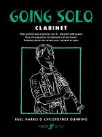 Going Solo (Clarinet) - Going Solo (Paperback)