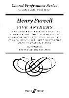 Five Anthems - Choral Programme Series (Sheet music)