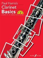 Clarinet Basics Pupil's book (with CD) - Basics Series