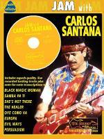 Jam With Carlos Santana - Jam With (Paperback)