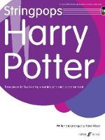 Stringpops Harry Potter (Score/ECD) - Stringpops (Paperback)