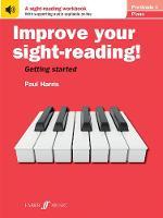 Improve your sight-reading! Piano Pre-Grade 1 - Improve Your Sight-reading! (Paperback)