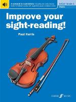Improve Your Sight-Reading! Violin Initial-Grade 1 - Improve Your Sight-reading! (Paperback)