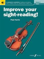 Improve Your Sight-Reading! Violin Grade 6 - Improve Your Sight-reading! (Paperback)