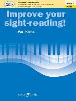Improve your sight-reading! Trinity Edition Piano Grade 1 - Improve Your Sight-reading! (Paperback)