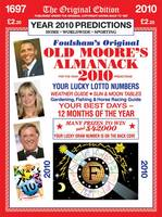 Old Moore's Almanack 2010 (Paperback)
