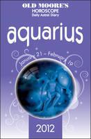 Old Moore's Horoscopes Aquarius 2012 (Paperback)