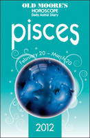 Old Moore's Horoscopes Pisces 2012 (Paperback)