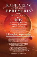 Raphael's Ephemeris 2019 (Paperback)