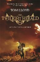 The Twilight Herald: The Twilight Reign: Book 2 - TWILIGHT REIGN (Paperback)