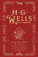 HG Wells Classic Collection (Hardback)