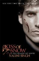 Kiss of Snow: Book 10 - The Psy-Changeling Series (Paperback)