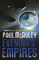 Evening's Empires (Hardback)
