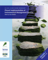 BS 8555 Acorn Scheme Workbook: Phases 1-3 v. 1: Phased Implementation of Environmental Management Systems