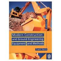 Modern Construction and Ground Engineering Equipment and Methods (Paperback)