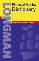 Longman Phrasal Verbs Dictionary Paper
