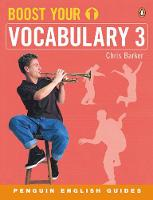 Boost Your Vocabulary 3 - Penguin English (Paperback)
