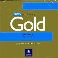 New Proficiency Gold Class CD 1-2 - Gold (CD-Audio)